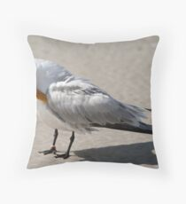 Awe the right spot !! Throw Pillow