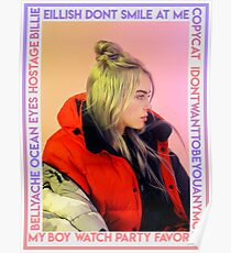 Dont Smile At Smile Poster
