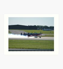 RAF Waddington 2008 Art Print