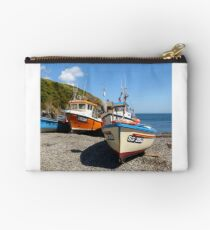 Cadgwith Cove, Cornwall Studio Pouch