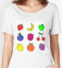 Fruits! Women's Relaxed Fit T-Shirt