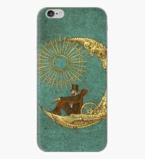 Moon Travel iPhone Case