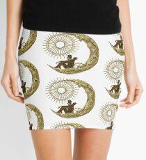 Moon Travel Mini Skirt