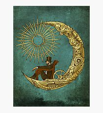 Moon Travel Photographic Print