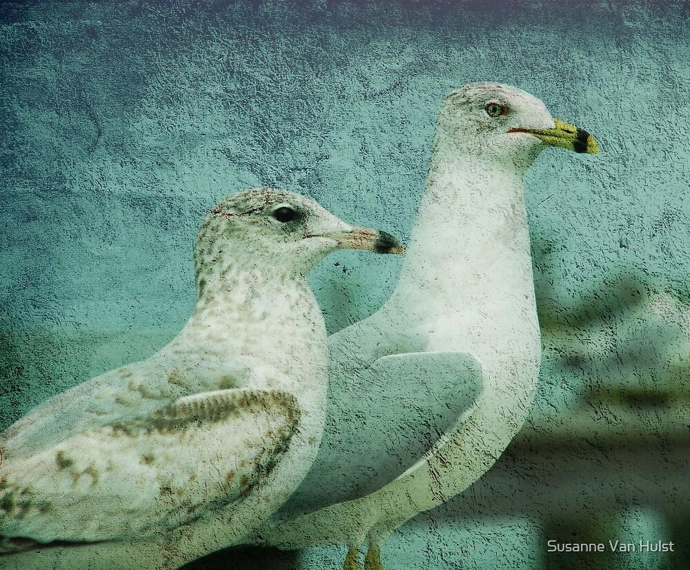 The Two Guys by Susanne Van Hulst