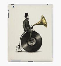 Vinilo o funda para iPad Hombre musical