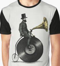 Camiseta gráfica Hombre musical