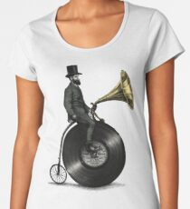 Music Man Women's Premium T-Shirt