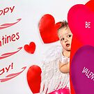 Be My Valentine by grinandbearit