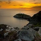 South Stack by cieniu1