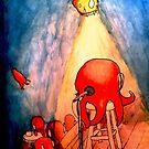 Octopus Open Mic by Renee Rigdon