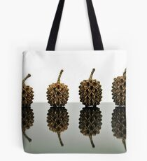 Cypress Seed Pods Tote Bag