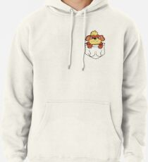 Growlithe Pocket Pullover Hoodie