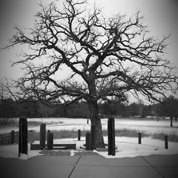 Winter Tree by tvlgoddess