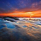 La Jolla Sunset by bengraham