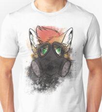 Gas mask canine Unisex T-Shirt