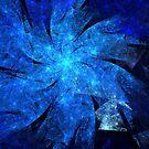 Cerulean Sea Star by KimSyOk