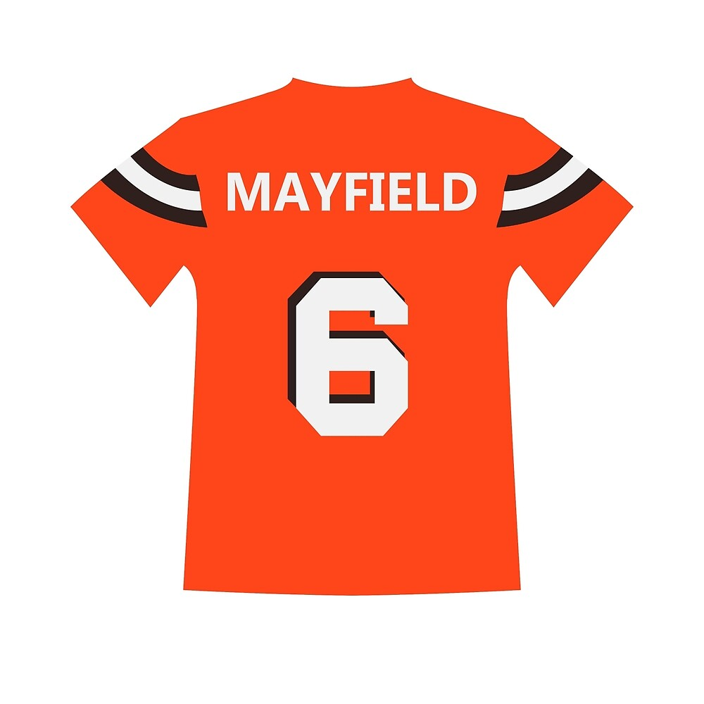 hot sale online 08382 4d71a Baker Mayfield Jersey