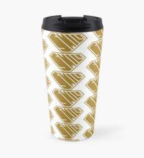 Smile SuperEmpowered (Gold) Travel Mug