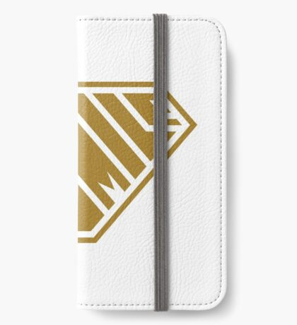 Smile SuperEmpowered (Gold) iPhone Wallet
