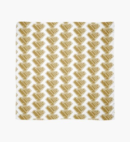 Smile SuperEmpowered (Gold) Scarf