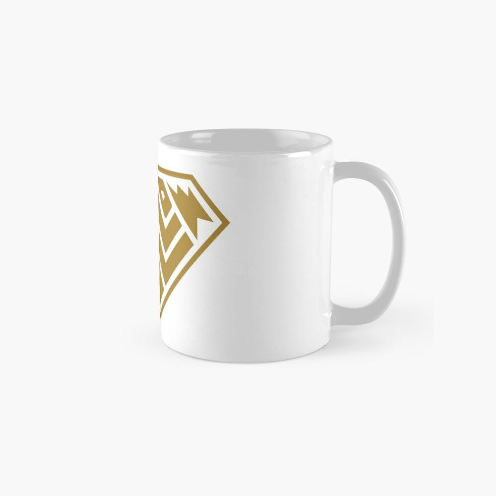 Yellow SuperEmpowered (Gold) Classic Mug