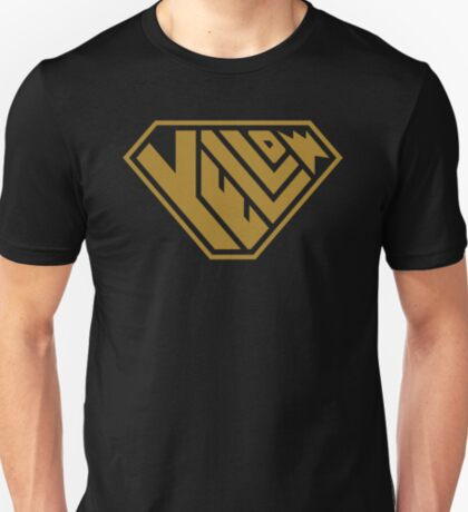 Yellow SuperEmpowered (Gold) T-Shirt