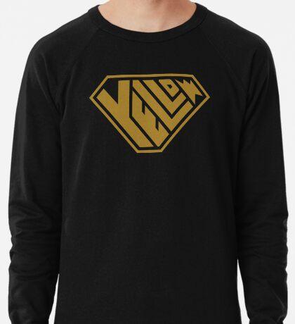 Yellow SuperEmpowered (Gold) Lightweight Sweatshirt