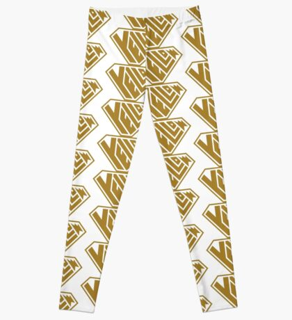 Yellow SuperEmpowered (Gold) Leggings