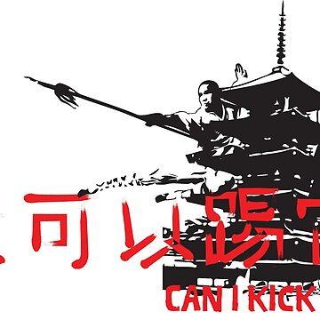 CAN I KICK IT? - Basic Red by dj2tonejones