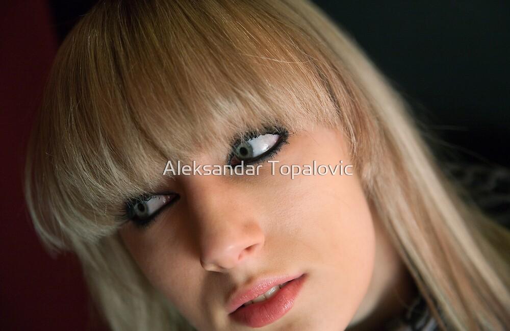 Awake or Asleep, Life is a Dream by Aleksandar Topalovic
