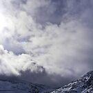 Sunlit Snow~Caps by NancyC