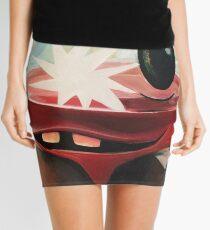 Windowsill of Delightful Insanity III Mini Skirt