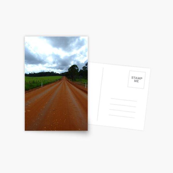 road to heaven Postcard