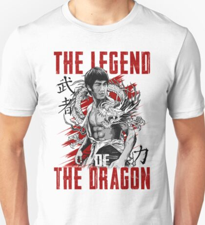 Bruce Lee The Legend of the Dragon T-Shirt