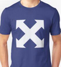 Assault Arrows Wht  T-Shirt