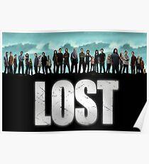 verlorene Besetzung Poster