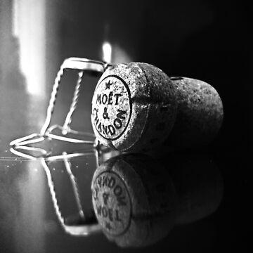 chamapgne cork by stoekenbroek