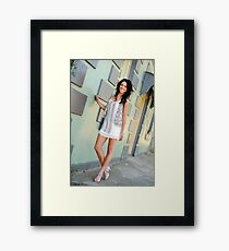 Fashion beyond the Noughties #2 Framed Print