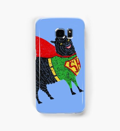 Superhero  Sheep Samsung Galaxy Case/Skin