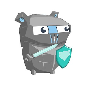 The Go Gopher: Dark Knight by hellkni9ht