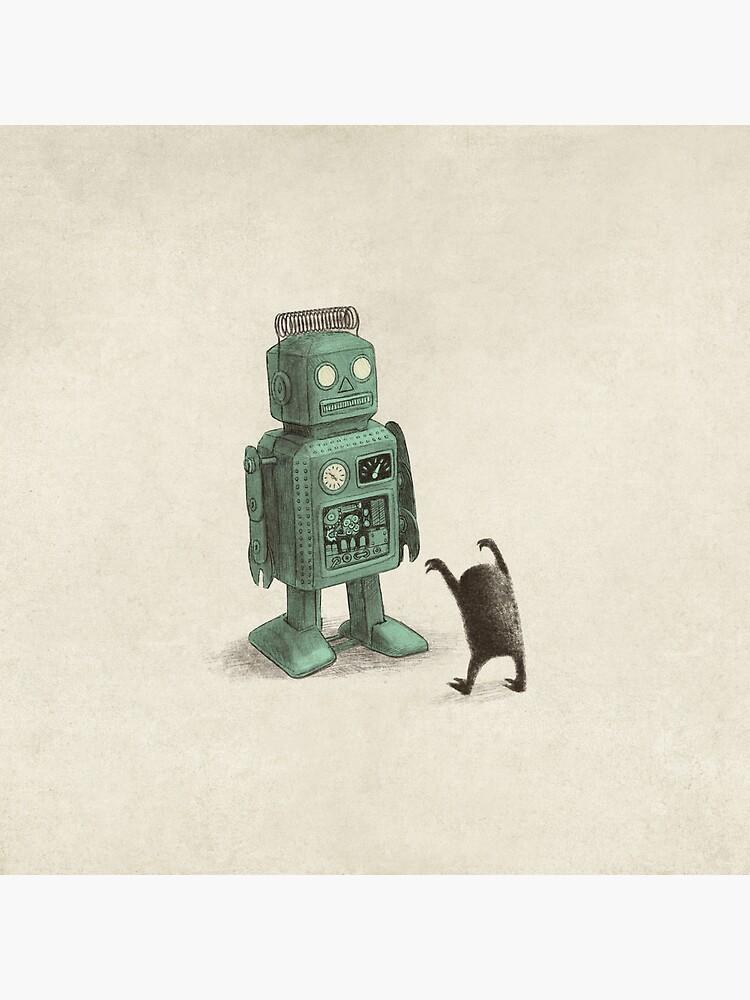 Robot Vs Alien by opifan