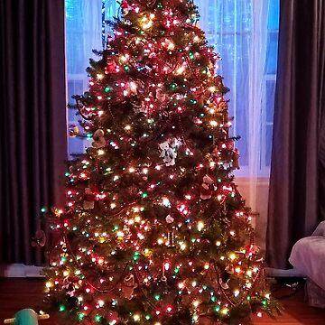 Christmas Tree 2018 by MarthaMedford
