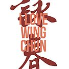 Wing Chun Love (note caligraphy cream) 2018 by ILoveWingChun