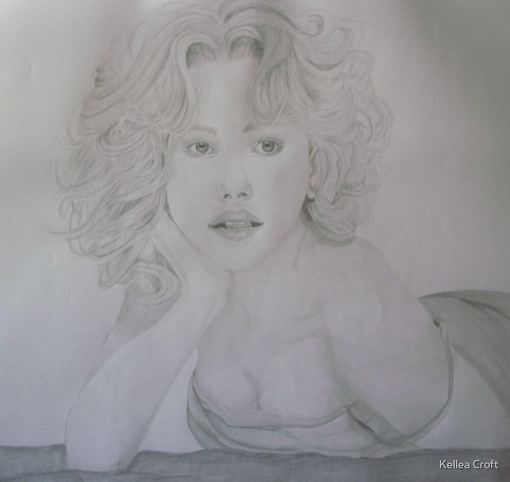 Blonde Bombshell by Kellea Croft