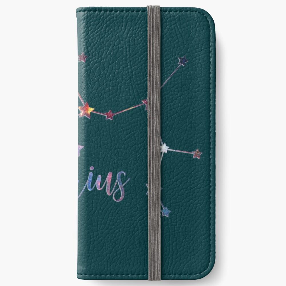 Schütze iPhone Flip-Case
