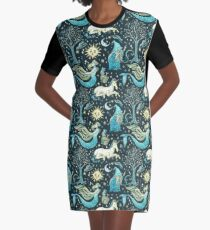 Good old fairy tale Graphic T-Shirt Dress