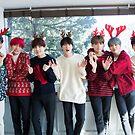 BTS Weihnachten - OT7 von ZeroKara