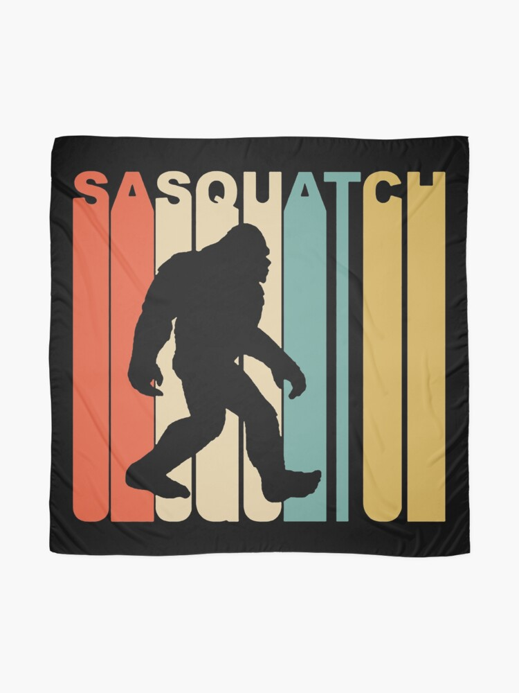 Alternate view of Sasquatch Scarf