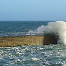 Porthleven Storm by cieniu1